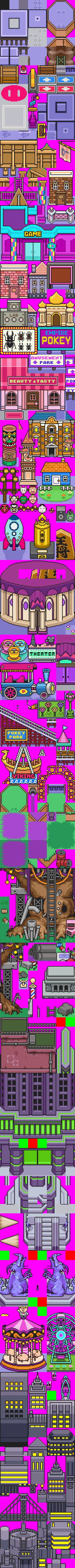 Ranger's Mother 3 Tileset Bonanza (yes there will be