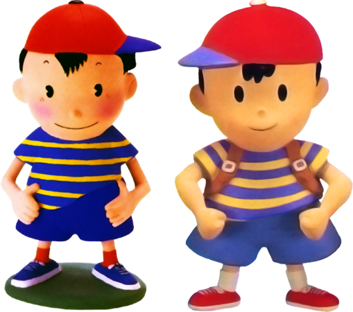 The Difference between Ninten and Ness « EarthBound / MOTHER