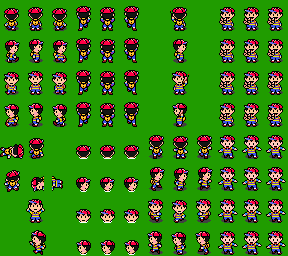 Earthbound 2 2 Gitchit's Earthquake « Fan Games and Programs « Forum