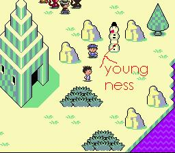 Ninten To Ness Relation 171 Earthbound Mother 2 171 Forum