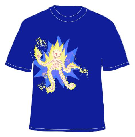 SHIRTS] - TFN shirts (VOTE!) « Fangamer Discussion « Forum « Starmen Net