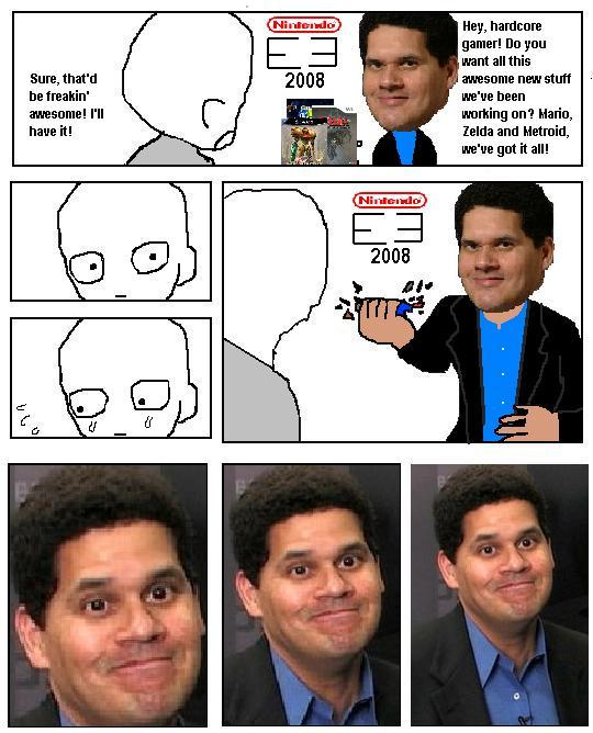 Reggie's wikipedia page « EarthBound 2 / MOTHER 3 « Forum