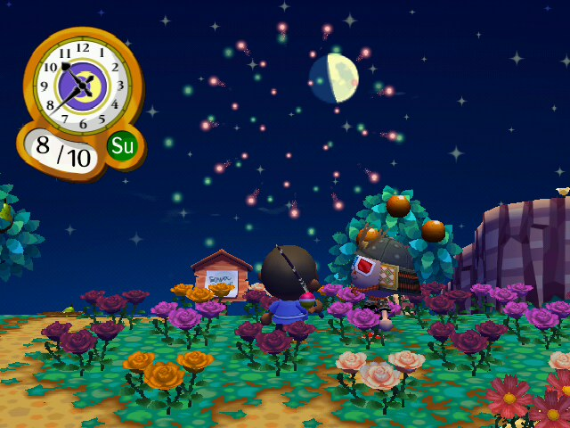 how to get wisp the ghost on animal crossing