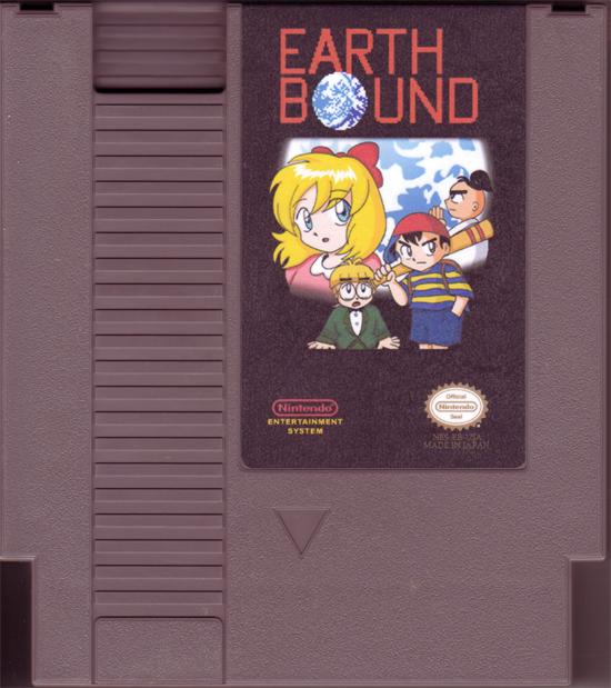 Were the fake carts come from  « EarthBound Beginnings