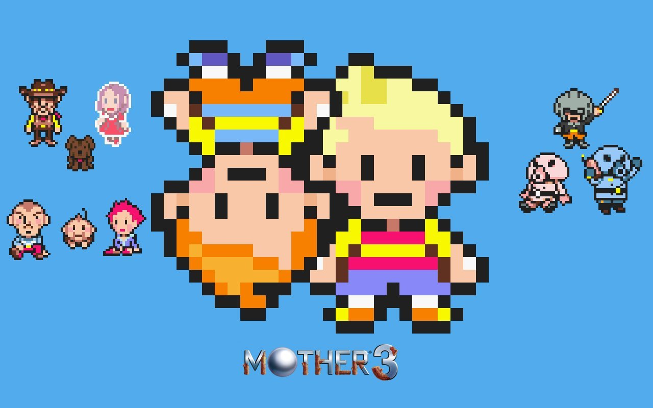 pics photos claus earthbound mother mother 3