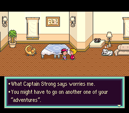 Claus Earthbound