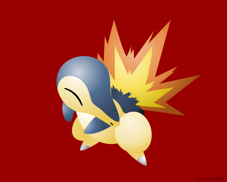 Go Back > Gallery For > Cyndaquil Evolution Wallpaper Cyndaquil Wallpaper