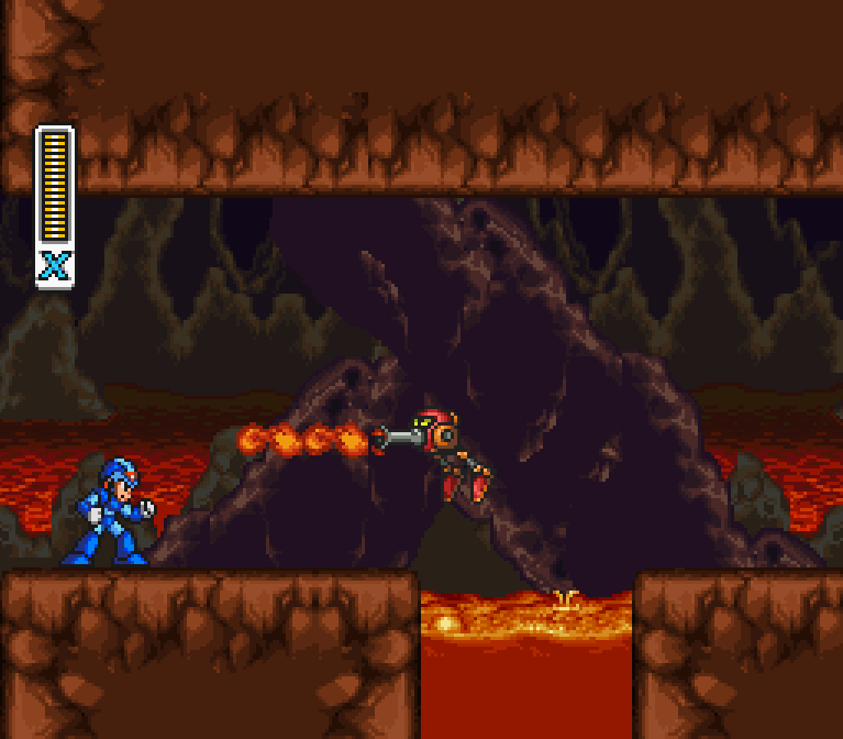 Megaman X: Eclipse « Fan Games and Programs « Forum « Starmen