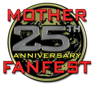 Mother 25th Emblem