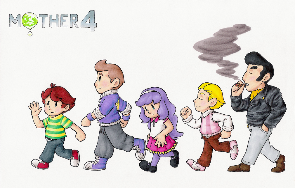 image gallery mother 4 characters
