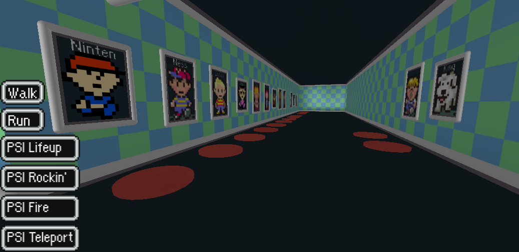 Earthbound 3D Roleplay « Fan Games and Programs « Forum