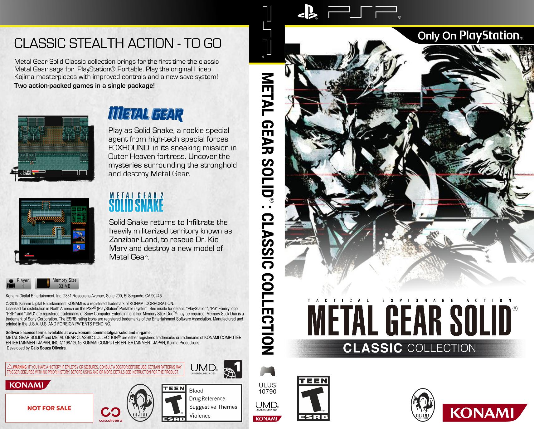 metal gear solid classic collection fan games and programs forum rh forum starmen net Metal Gear 2 MSX Metal Gear 2 Substance Windows 7