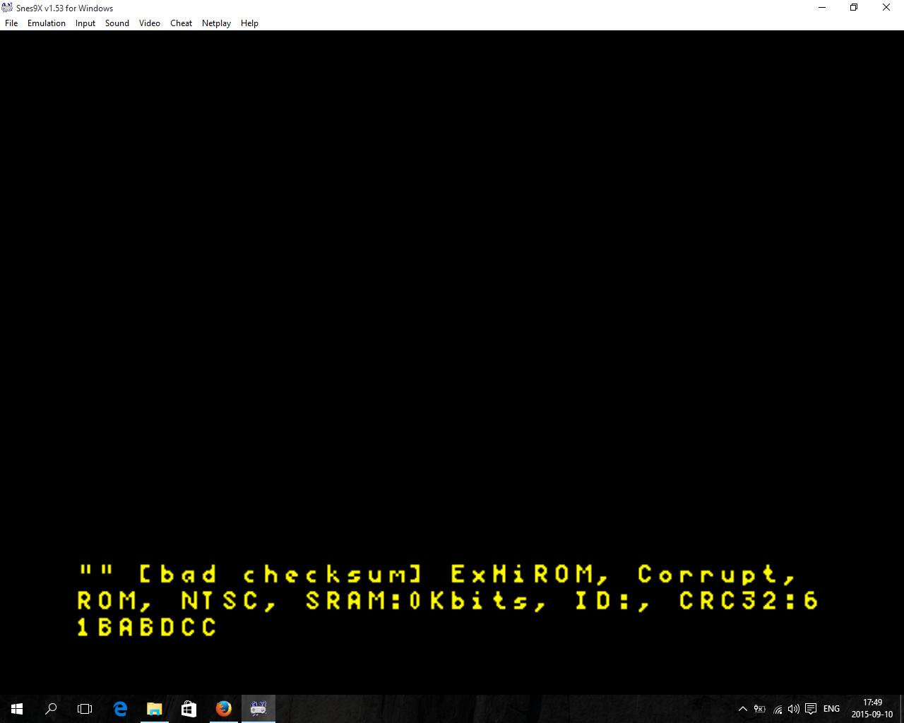 CoilSnake and Windows 10 « PK Hack « Forum « Starmen Net